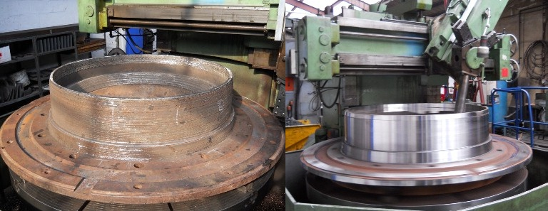 CMS Cepcor precision services crusher repairs